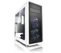 Fractal Design Focus G White Midi Tower Gaming Case - USB 3.0