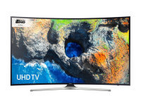 "Samsung MU6200 55"" Smart UHD Curved TV"