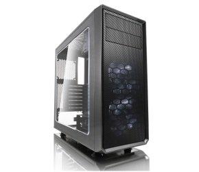 Fractal Design Focus G Black - Grey Computer Case