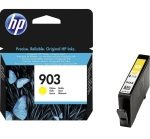 HP 903 Yellow Original Ink Cartridge - T6L95AE
