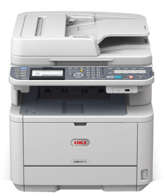 EXDISPLAY OKI MC362dn A4 Colour Multifunction LED Laser Printer