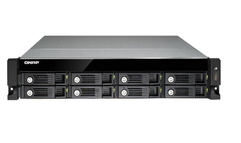 QNAP TS-853U 80TB (8 x 10TB SGT-IW PRO) 8 Bay Rack NAS
