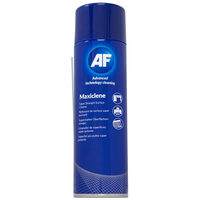 AF Maxiclene General Purpose Foam Cleaner - 400ml (1 Pack)