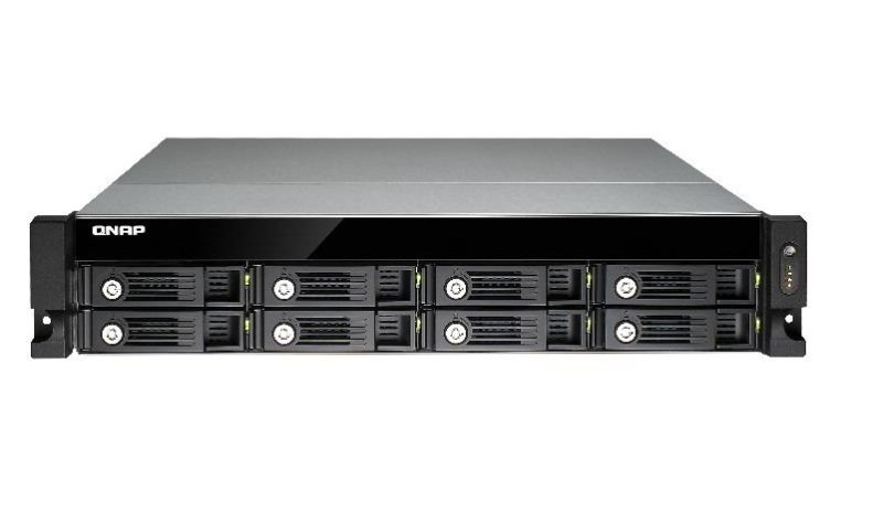 QNAP TVS-871U-RP-I5-8G 24TB (8 x 3TB WD RED) 8 Bay with 8GB RAM