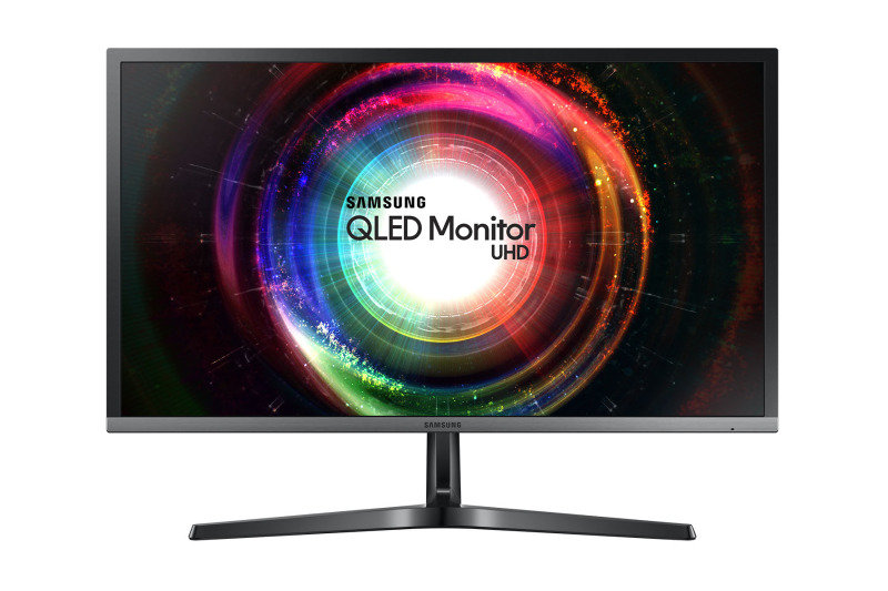 "Samsung U28H750 28"" Ultra HD Monitor"