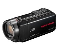 JVC GZ-R435 Quad Proof Camcorder Black