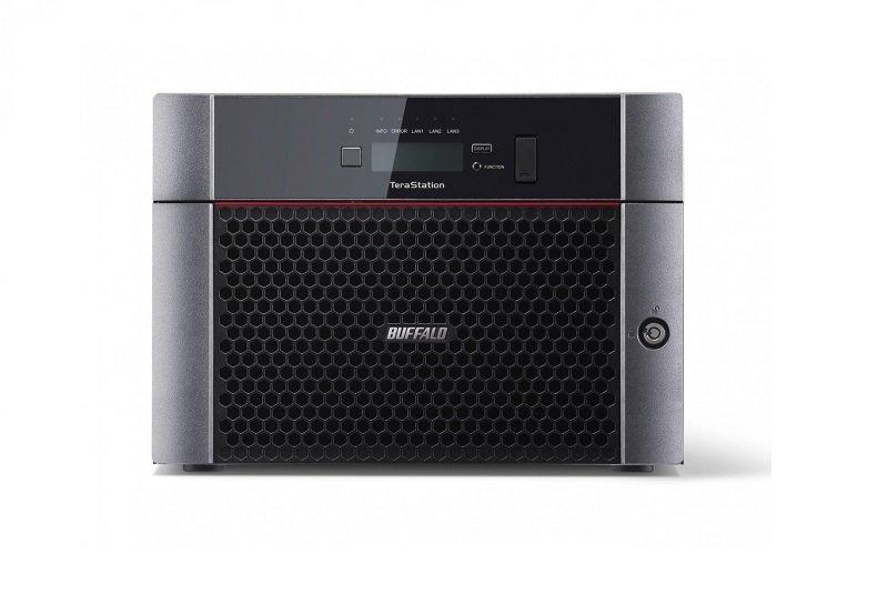 Buffalo 64TB (8 x 8TB) TeraStation 5810DN 8 Bay NAS
