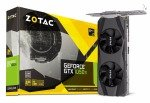 Zotac GTX 1050 Ti 4GB Low Profile Graphics Card