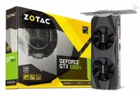 Zotac GeForce GTX 1050 Ti 4GB Low Profile Graphics Card