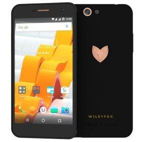 EXDISPLAY Wileyfox Spark Cyanogen (dual) Sim Free Black