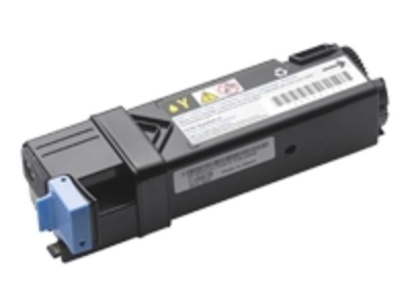 Dell 593-10260 High Yield Yellow Toner Cartridge