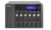 QNAP TVS-671-I3-4G 36TB (6 x 6TB WD GOLD) 6 Bay NAS with 4GB RAM