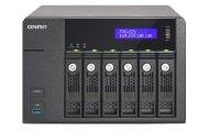 QNAP TVS-671-I3-4G 48TB (6 x 8TB WD GOLD) 6 Bay NAS with 4GB RAM