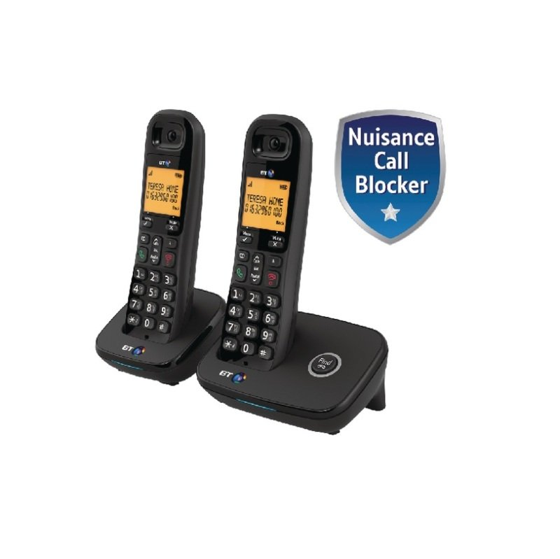 Image of BT 1200 DECT Twin Call Blocker