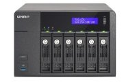 QNAP TVS-671-I5-8G 60TB (6 x 10TB WD RED) 6 Bay NAS with 8GB RAM