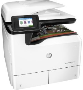 HP PageWide Pro 772dn A3 Colour printer