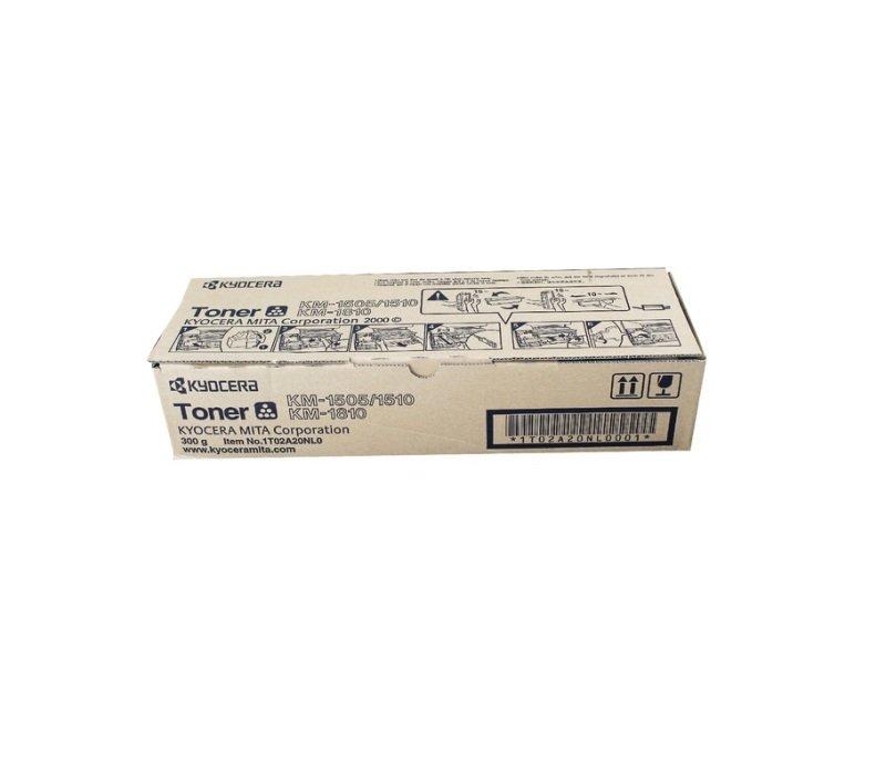 Kyocera Toner Cassette Km1505 - Black Toner Km15 Series