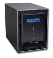 EXDISPLAY Netgear ReadyNAS 422 High-performance Business Data Storage DISKLESS
