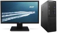 "Lenovo S510 SFF + Acer 21.5"" Monitor Bundle"