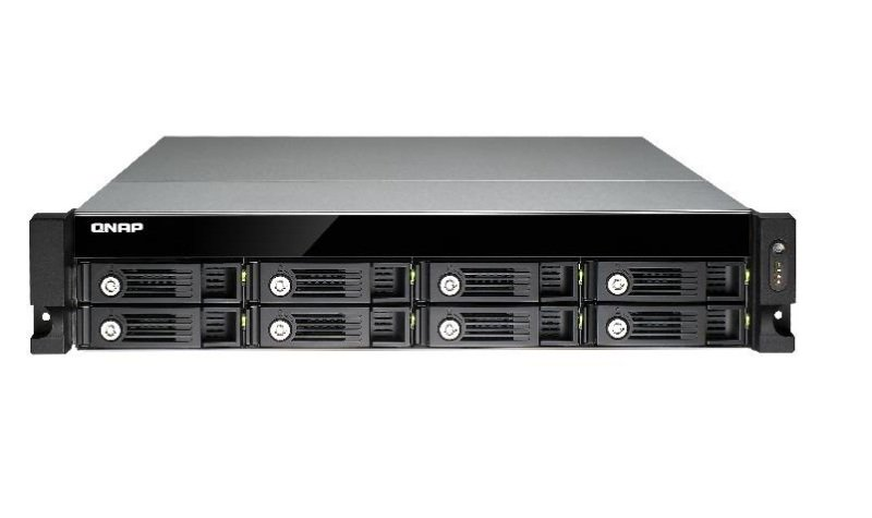 QNAP TVS-871U-RP-I5-8G 32TB (8 x 4TB WD GOLD) 8 Bay with 8GB RAM