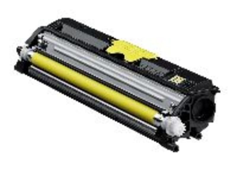 Konica Minolta A0V306H High Capacity Yellow Toner Cartridge 2500 Pages