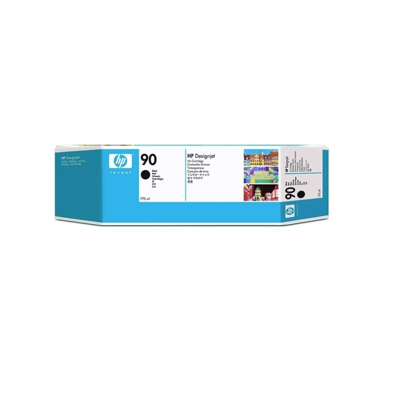 HP 90 Black High Yield Inkjet Cartridge -C5059A