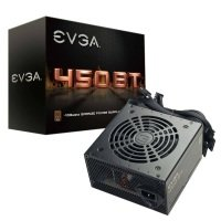 EVGA 450 BT 80+ BRONZE 450W 3 Year Warranty Power Supply 100-BT-0450-K3