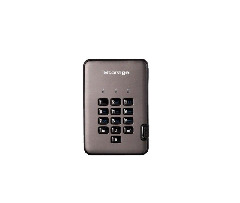 iStorage 4TB diskAshur PRO2 SSD