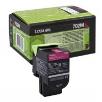 Lexmark 702M Magenta Toner Cartridge