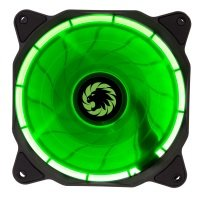 Game Max Eclipse Green Ring LED 12cm Cooling Fan