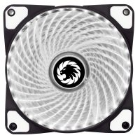 Game Max Mistral 32 x White LED 12cm Cooling Fan