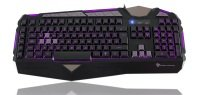 Thunder X3 by Aerocool TK25 Programable Gaming Keyboard with 3 Colour LED