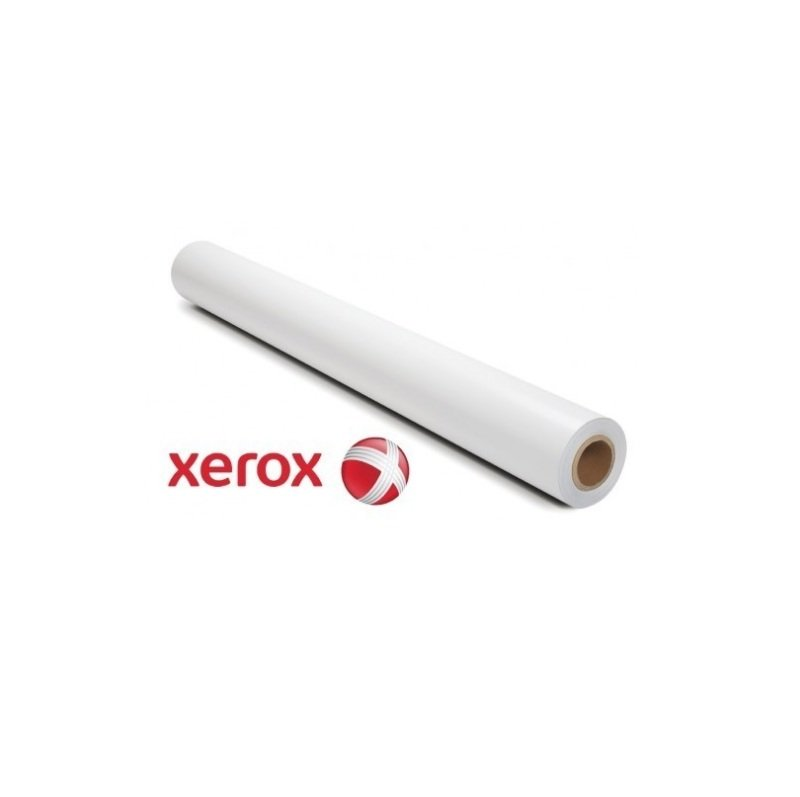 Xerox White Uncoated Inkjet Paper Roll 914mm (4 Pack)