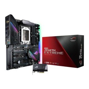 Asus AMD ROG ZENITH EXTREME X399 Gaming Motherboard...