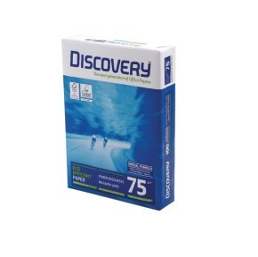 Discovery A4 75gsm White Paper (Pack of 2500)