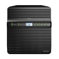 Synology DS418J 12TB (4 x 3TB WD RED) 4 Bay Desktop NAS