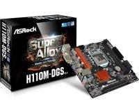 ASRock H110M-DGS R3.0 Socket 1151 Intel DDR4 MicroATX Motherboard