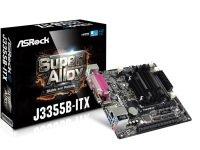ASRock J3355B-ITX with intel processor J3355B Intel DDR3 ITX Motherboard