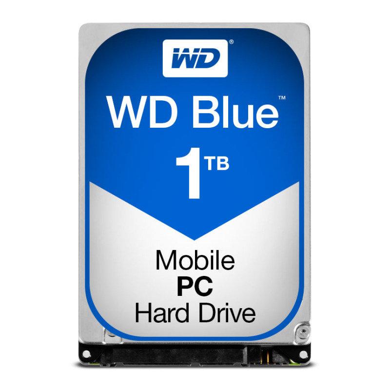 """WD Blue 1 TB Internal HDD - 2.5"""" - WD10SPZX"""