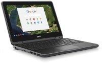 EXDISPLAY Dell Chromebook 11 (3180) Intel Celeron N3060 1.6GHz 4GB RAM 16GB eMMC 11.6 LED No-DVD Intel HD WIFI Bluetooth Webcam Chrome OS