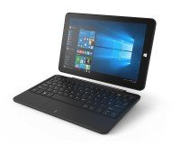 "Linx 1020 10"" 32GB Windows 10 Pro Tablet with Keyboard - Black"