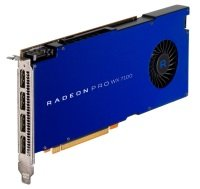 Radeon Pro WX 7100 Workstation 8GB GDDR5 Graphics Card