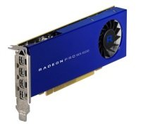 Radeon Pro WX 4100 Workstation 4GB GDDR5 Graphics card