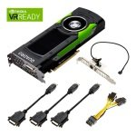 NVIDIA Quadro P6000 24GB GDDR5X Graphics Card