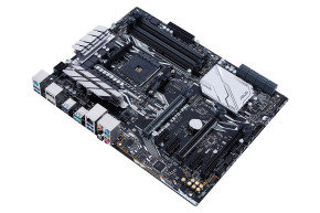 EXDISPLAY Asus AMD PRIME X370-PRO AM4 Socket Motherboard