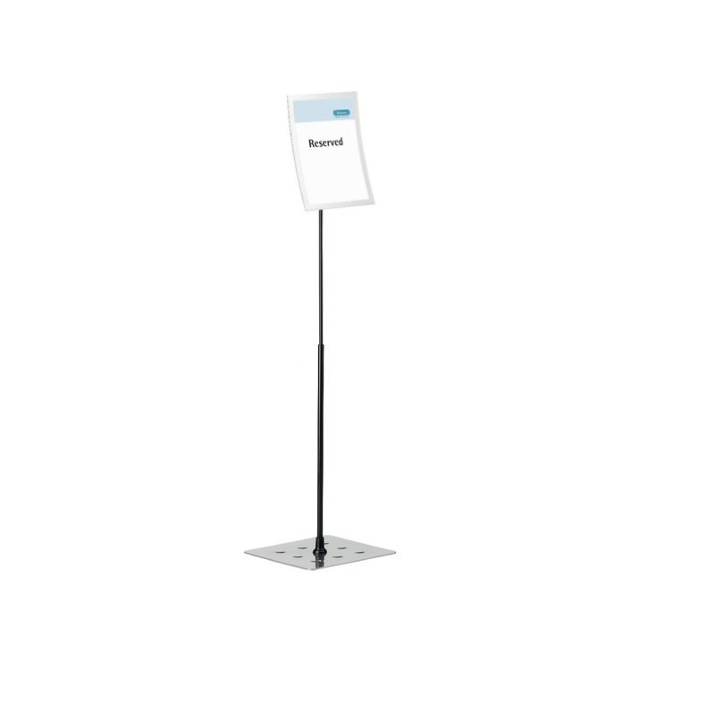 Durable Duraview Stand A4 Silver