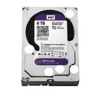 WD Purple Surveillance 6 TB Internal HDD - WD60PURZ
