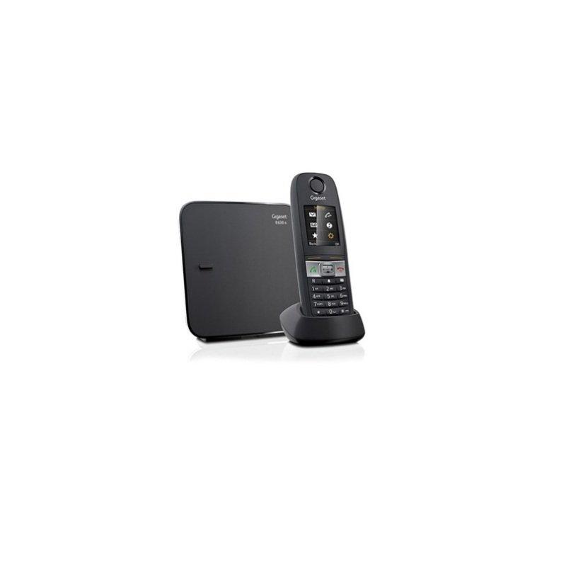 Gigaset E630A Cordless DECT Phone - Single phone