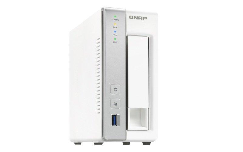 QNAP TS-131P 6TB (1 x 6TB SGT-IW) 1 Bay Desktop NAS