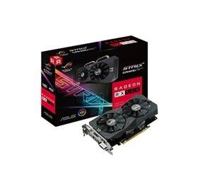 Asus AMD ROG STRIX RX 560 OC 4GB Graphics Card